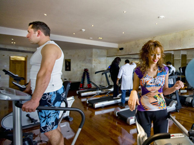 Cappadocia Cave Resort & Spa - Fitness Room