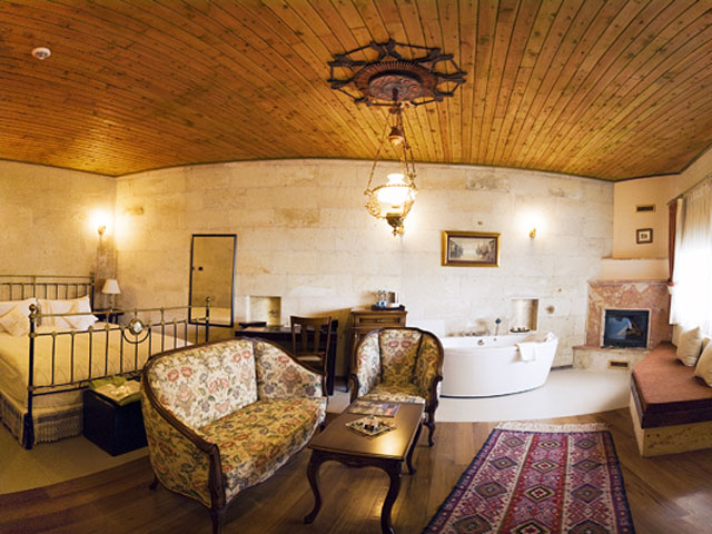Cappadocia Cave Resort & Spa - Deluxe Room