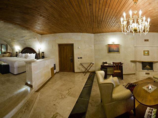 Cappadocia Cave Resort & Spa - Padishah Suite