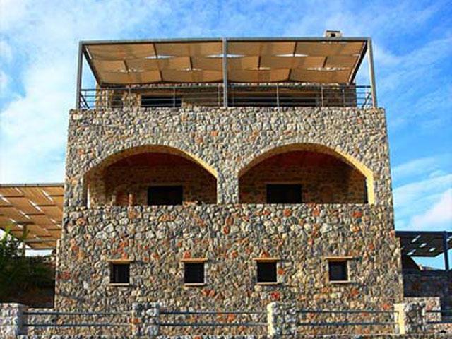 Aoritis Villas: General View