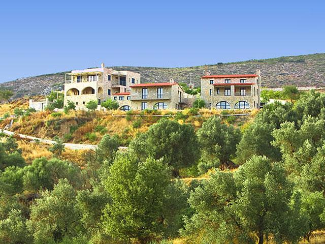 Aoritis Villas: Panoramic View