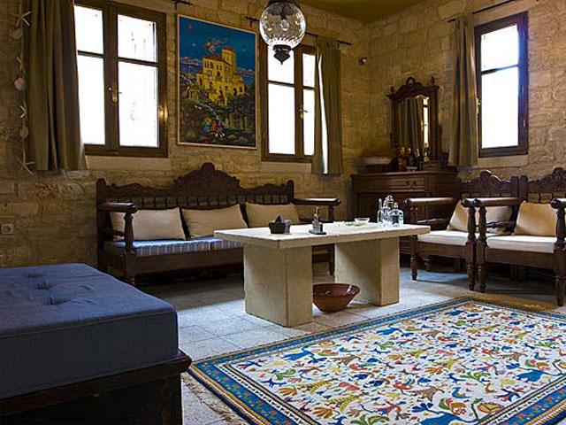Aoritis Villas: Villa Rogalida Living Room