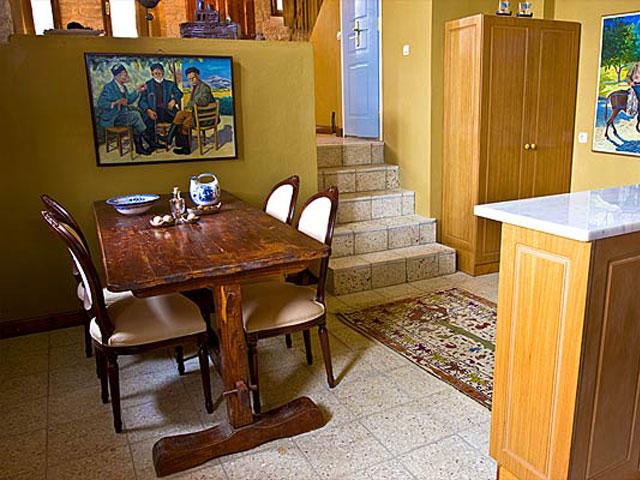 Aoritis Villas: Villa Rogalida Dining Room