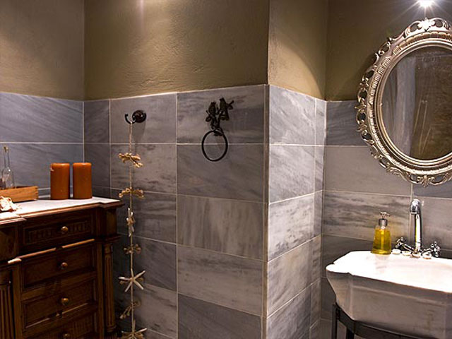 Aoritis Villas: Villa Rogalida Bathroom