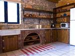 Villa Rozare Kitchen