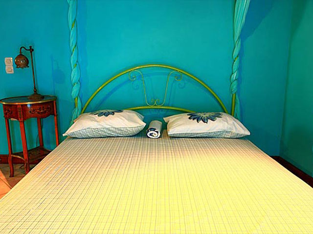 Aoritis Villas: Villa Rozare Bedroom
