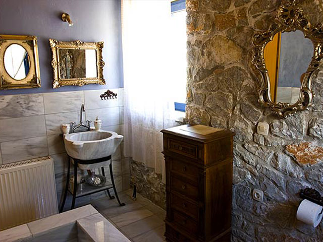 Aoritis Villas: Zygardele Apartment Bathroom