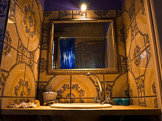 Aoritis Villas: Villa Kantinella bathroom