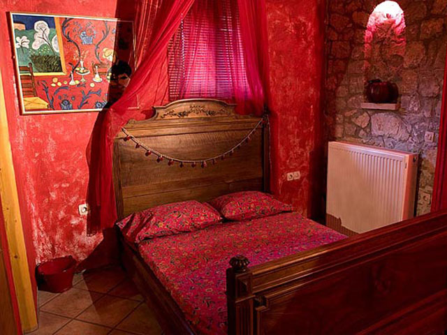 Aoritis Villas: Villa Manousaki Bedroom