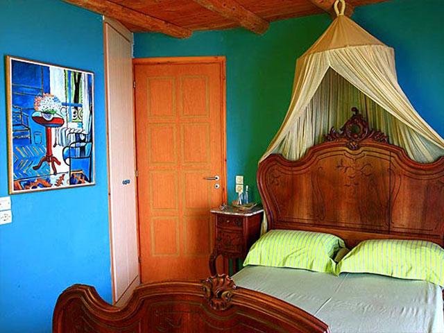 Aoritis Villas: Villa Petritis Bedroom