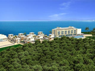 E Hotel Spa & Resort: Exterior View