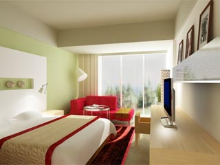 E Hotel Spa & ResortRoom