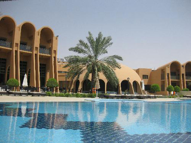 Golden Tulip Al Jazira Hotel & Resort: