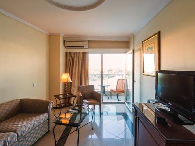 Astoria Capsis Hotel: