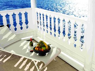 Ajia HotelPasha Room Balcony