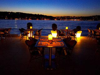 Ajia HotelRestaurant Bosphorus View