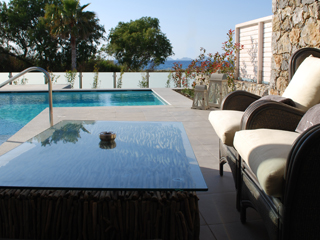 Diamond Deluxe Hotel and SPA: Diamond Suite Private Pool Terace