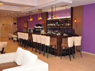 Amalias Hotel: Bar