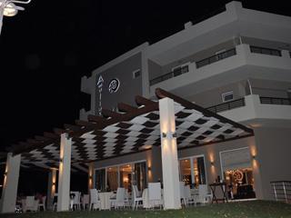 Amalias Hotel: Amalias by night
