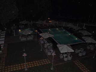 Amalias Hotel: Pool Deck