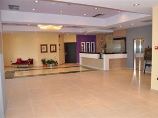 Amalias Hotel: Reception