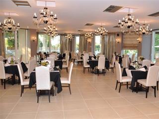 Amalias Hotel: Arethusa Restaurant