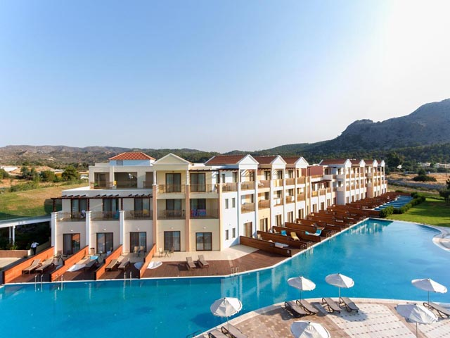 Lindos Imperial Resort and SPA