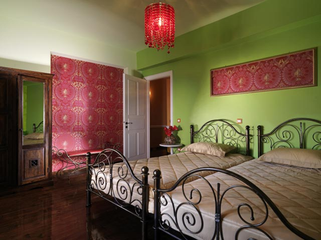 Bozonos Luxury VillasBedroom