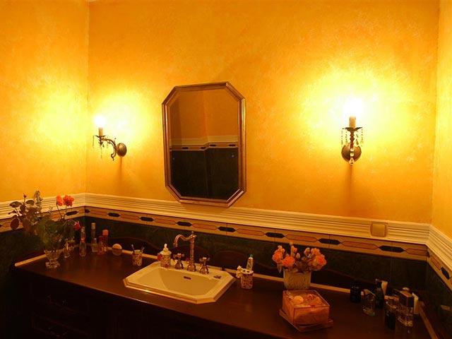 Bozonos Luxury VillasBathroom