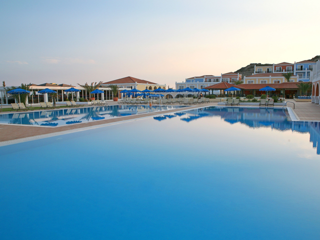Atlantica Porto Bello Royal Hotel - Pool View