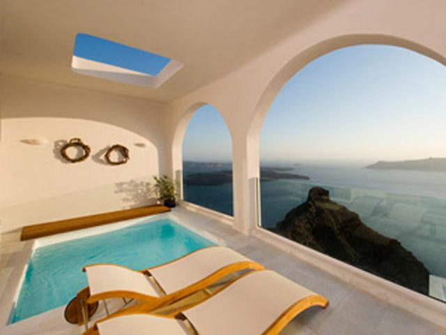 Gold Suites Santorini: