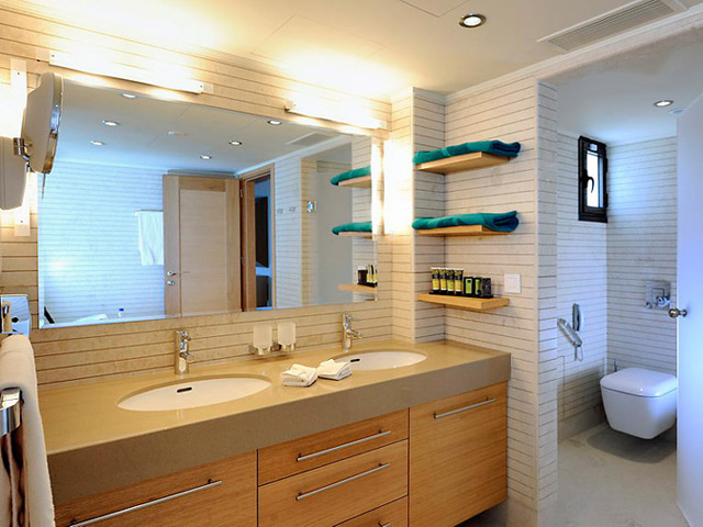 Elounda Peninsula Diamond ResidencesDiamond Residence bathroom