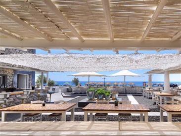 Anemos Beach Lounge Meduse Hotel