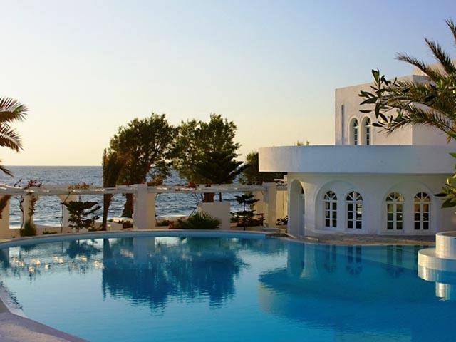 Thalassa Sea Side Resort and Suites