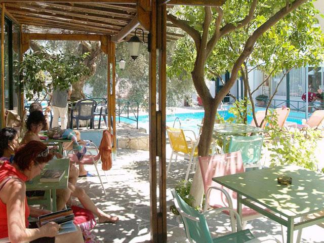 Kastro Hotel MyrtosPool Bar