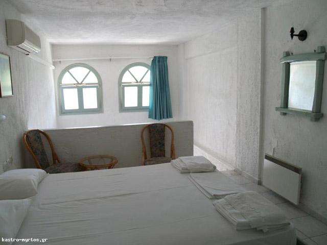 Kastro Hotel Myrtos