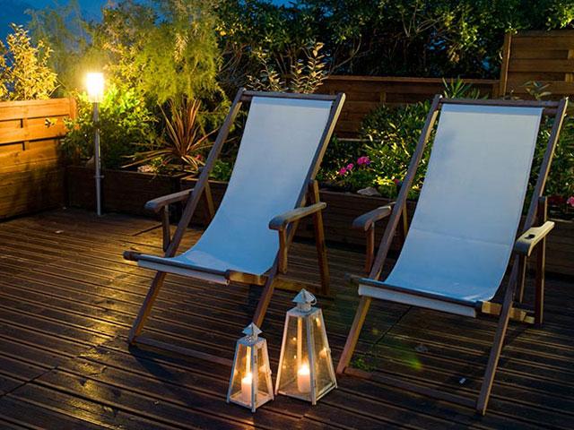 Enalio Suites - Sunbeds