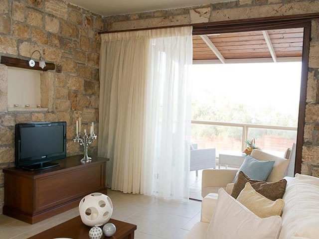 Enalio Suites - Living Room