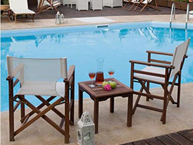 Enalio Suites - Swimming Pool