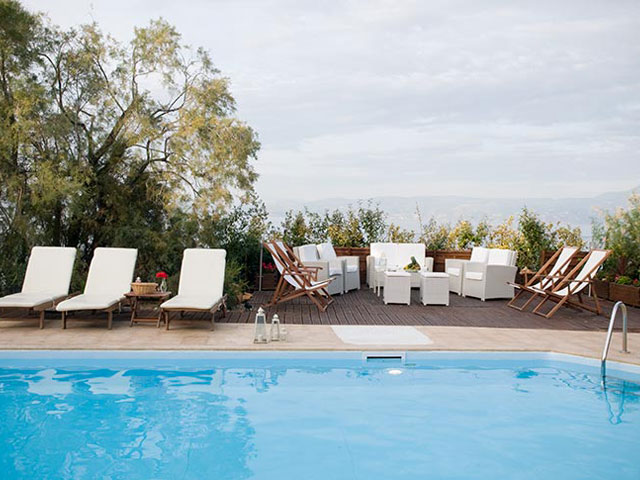 Enalio Suites - Swimming Pool