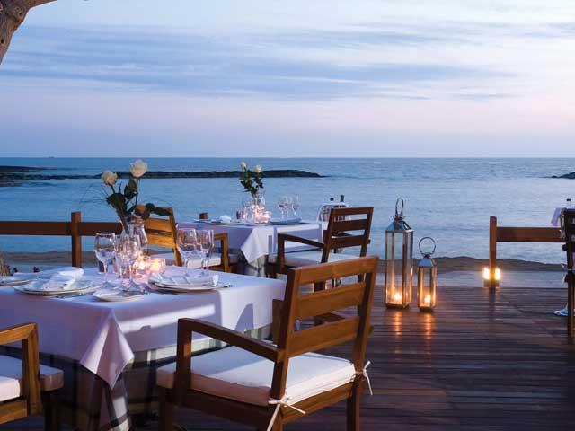 Constantinou Bros Asimina Suites - Restaurant