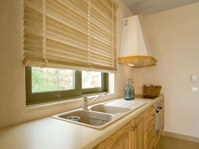 Ideales Resort - Corali Villa:Kitchen
