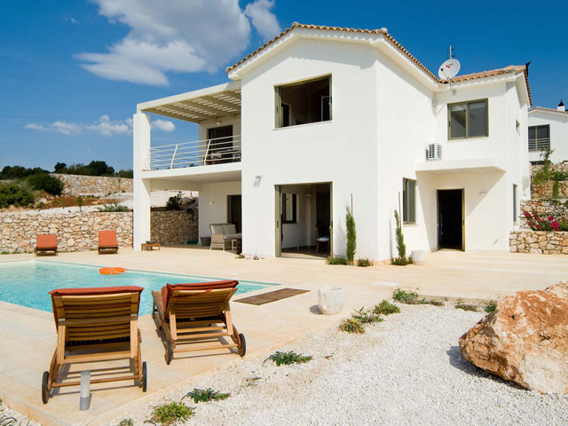Ideales Resort - Nautilos Villa:Exterior View