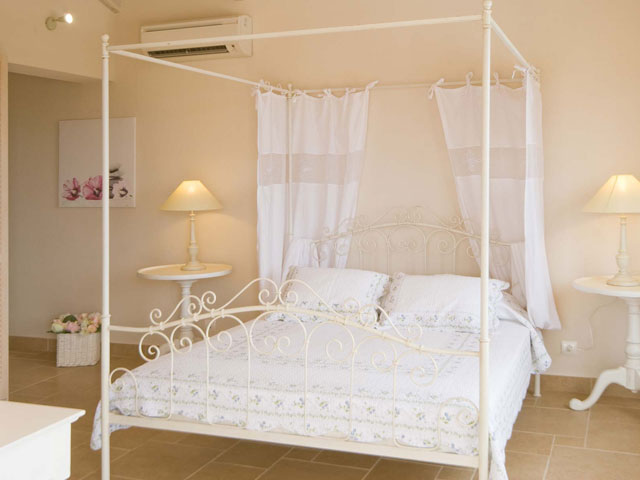 Ideales Resort - Nautilos Villa:Bedroom