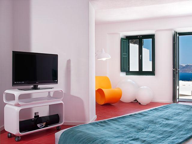 Avant Garde Suites: Bedroom