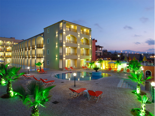 Agelia Beach Hotel (ex Golden Sand Boutique) -