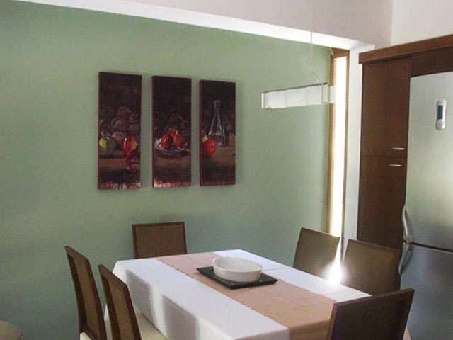 Manolioudis Villas: Dining Room