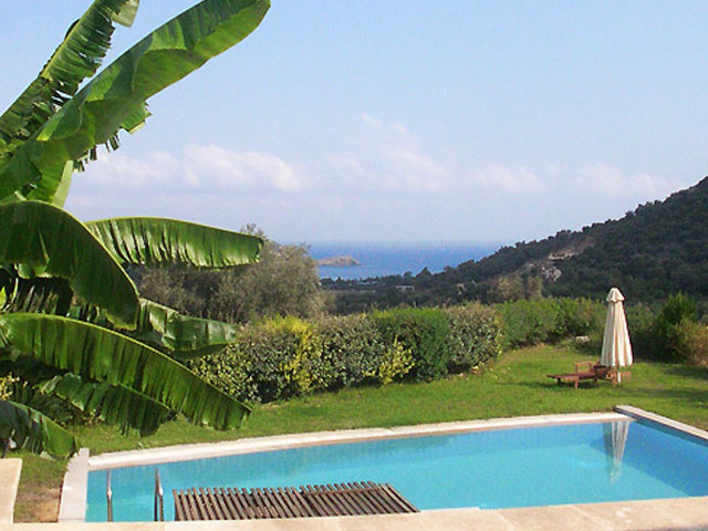 Manolioudis Villas: Swimming Pool