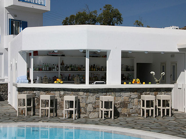 Argo Hotel - Pool Bar