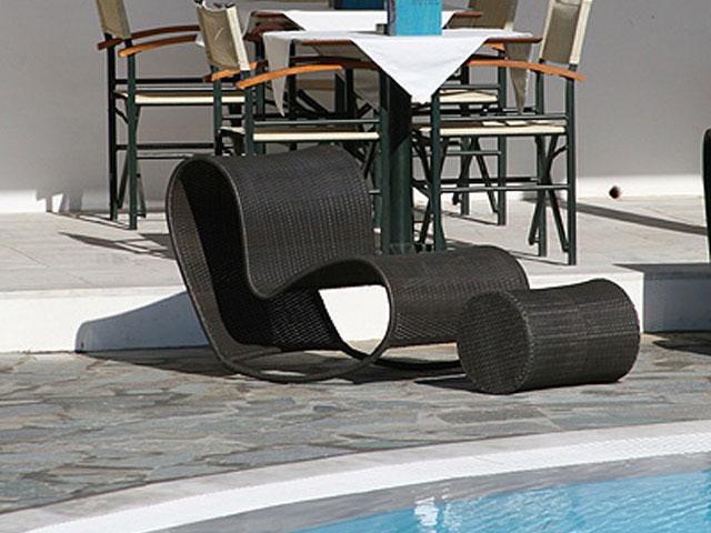 Argo Hotel - Sunbeds